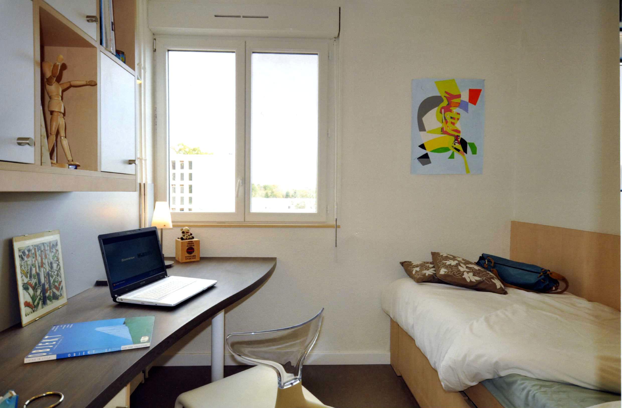 Chambre Confort Cité U Beaulieu