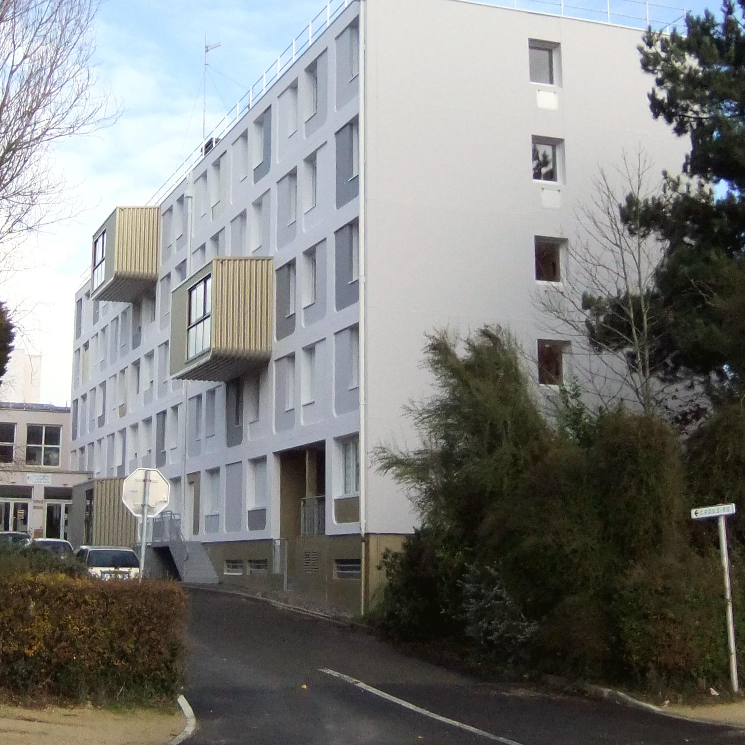 Cité U Lannion